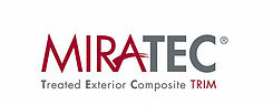 Miratec Treated Exterior Composite Trim available at Manufacturers Reserve Supply