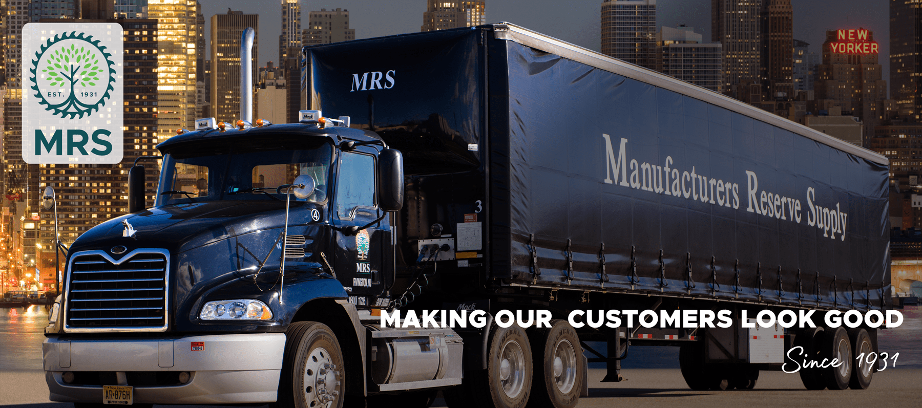 MRS - Manufacturers Reserve Supply