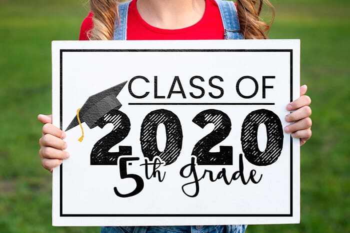 Class of 2020 Poster - Free Printable - Mrs. Merry