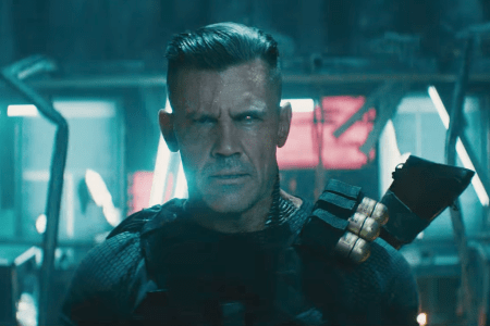 '#Deadpool2' Trailer Packed Full of Action, Jokes