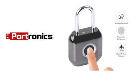 "Portronics Introduces ""Biolock"" for Smart Homes"