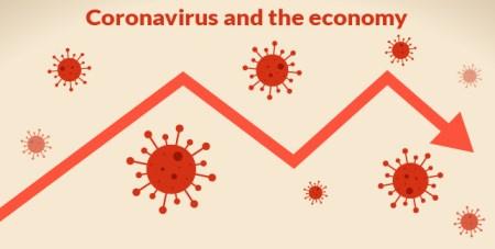 How the coronavirus pandemic has hit the global economy