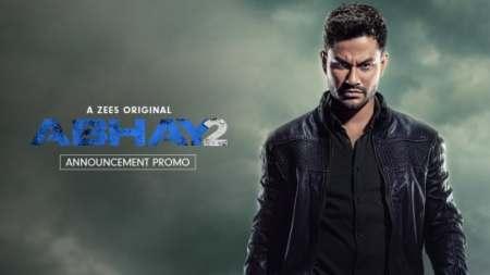 Abhay Season 2- Back with an adrenaline rush!