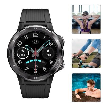 "Portronics launches ""Kronos Alpha"" Smartwatch – a perfect workout buddy"