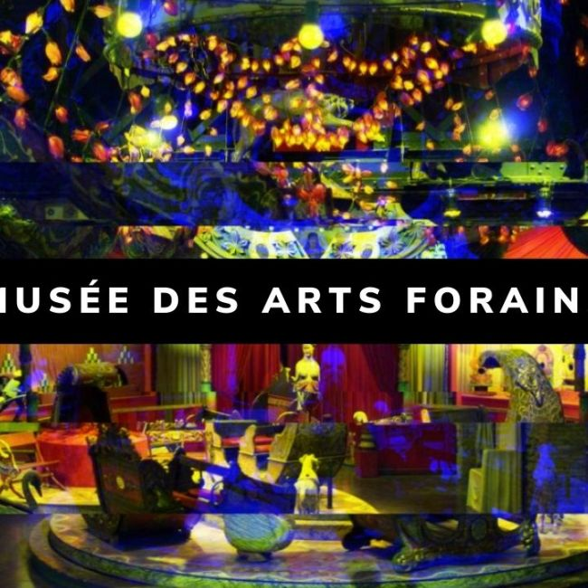 Musée des Arts Forains - musée des arts forains - freedom fry - USA - France - indie - indie music - travel - paris - music
