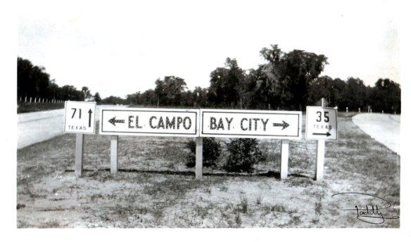 El-Campo-Bay-City-Texas-Sign