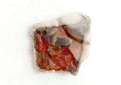 Bastrop Rock Orange Red Quartz