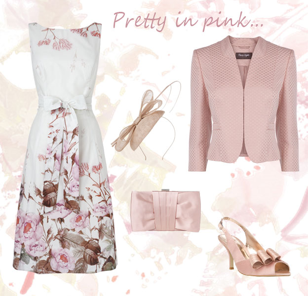 Phase Eight Blogger Wedding Guest Outfit Competition
