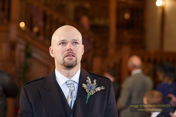 Dalhousie Castle wedding photos by Edinburgh wedding photographer-1020