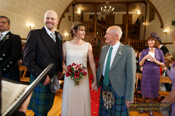 Dalhousie Castle wedding photos by Edinburgh wedding photographer-1021