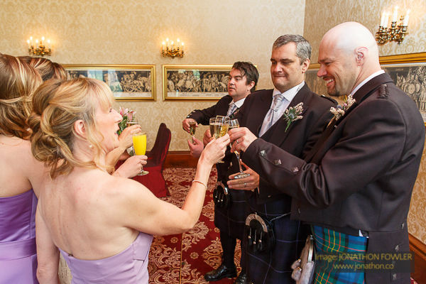 Dalhousie Castle wedding photos by Edinburgh wedding photographer-1031