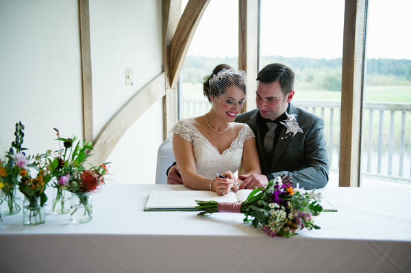 key reflections photography, signing the register, sandburn hall
