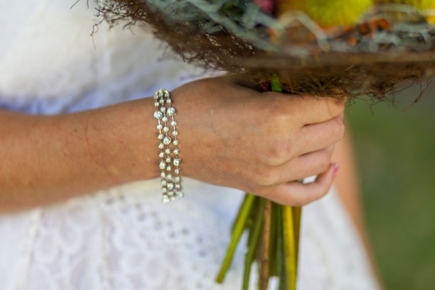Chris Cowley Photography, ethical diamond bracelet,  eco friendly shoot, ethical wedding, recycled wedding