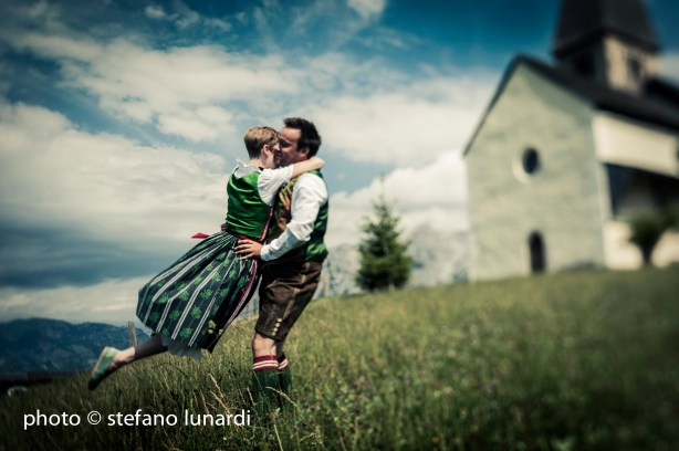 austrian church, 2 people 1 life, skipping, stefano lunardi photo