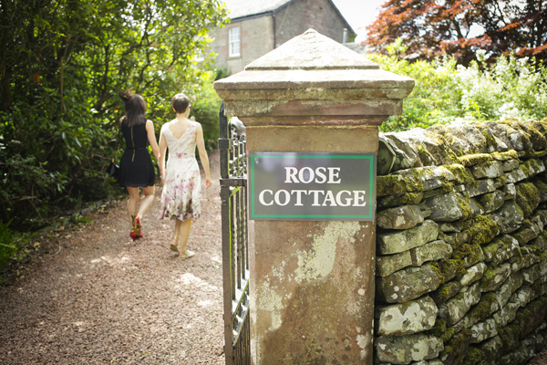 rose cottage loch lomond, Auchendennan farm cottages, silver photography