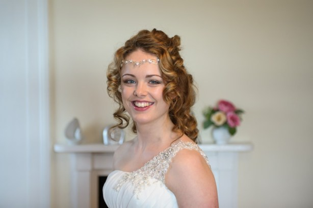 Pengelly Photography, bride, medieval headband