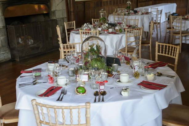 Layer-Marney-Tower, Pengelly-Photography, lord of the rings wedding table detail