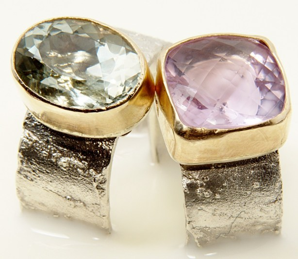 RIVDA rings, Handmade and unique jewellery,  Precious Metal jewellery,  gemstone jewellery , Susanna Hanl