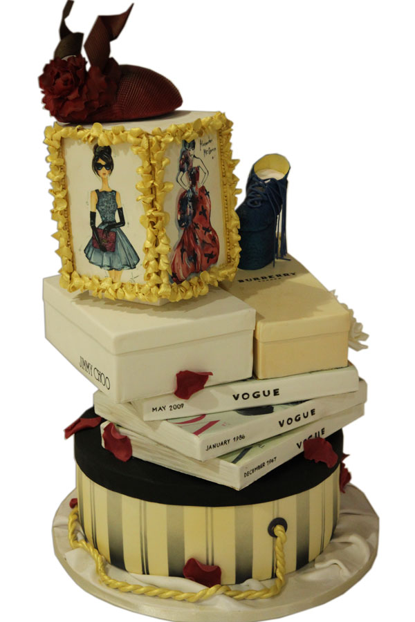 cake-and-bake show winning cake,  Enchanting Cake Company, bespoke cakes