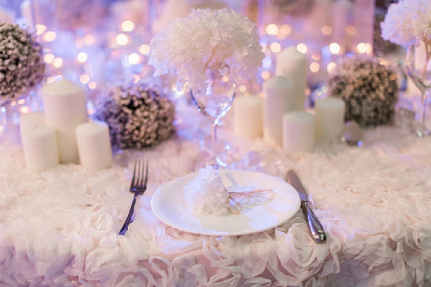 sequin-table-linen, gilded-linens, event linen