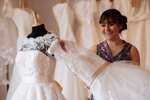 Lace & Co , bridal boutique yorkshire
