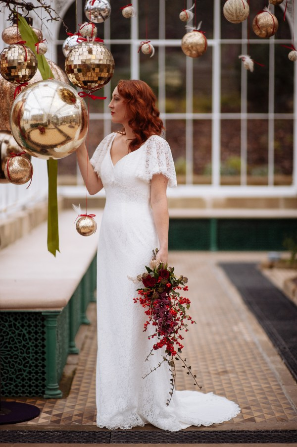 Wentworth Castle Garden vintage shoot by Toast of Leeds Photography, lace and co bridal boutique