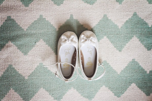 flowergirl shoes, nicky cooney photo