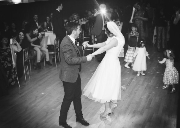 bride and groom, nicky cooney photo