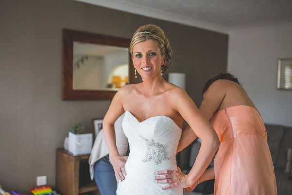nick rutter photo, bride getting ready