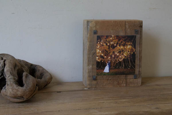 reclaimed wood, wood photo blocks, AC Photographic, angela collier