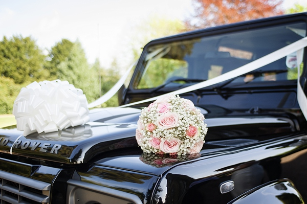 Bishton hall wedding ,  Cris lowis photo, stafford landrover