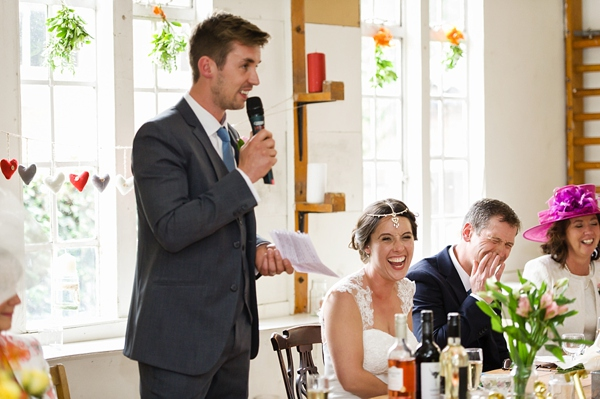 Bishton hall wedding , wedding speeches, Cris lowis photography