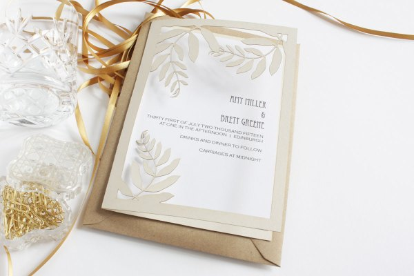 Ornate-Invite, Mr Yen Designs, MrsPandPs Sunday Morning Cuppa, Wedding Blog Catch up