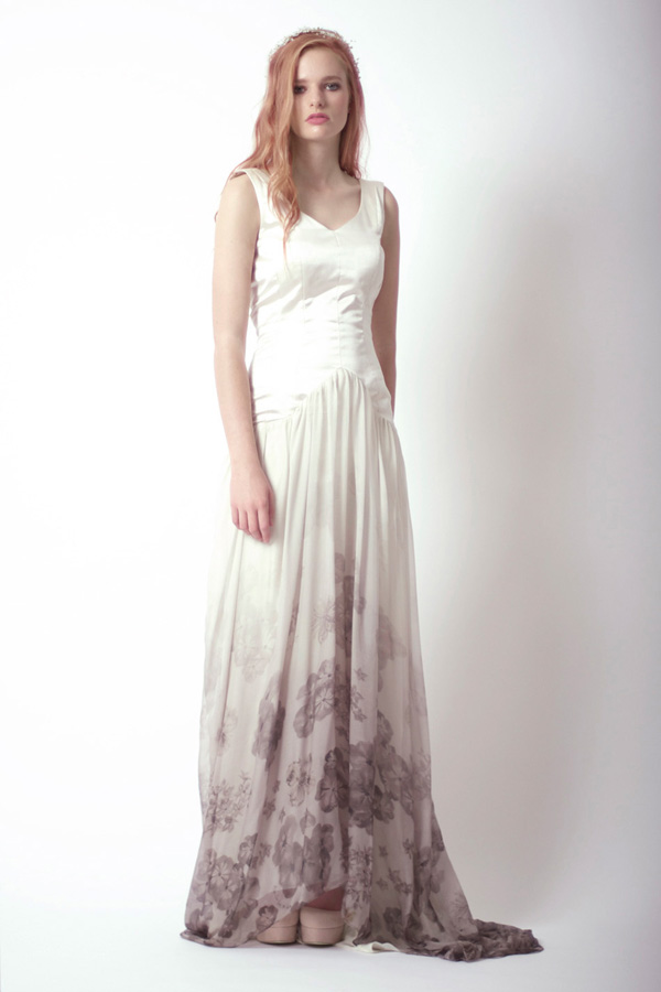 Lucie Dress, bespoke bridalwear, lorie x