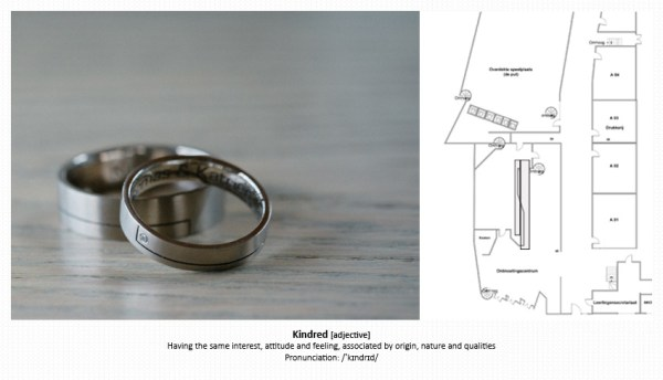 Sofie Boons - Wedding rings - Kindred (photography by Jeff Janssens)