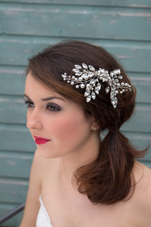 sofia comb, glorious tiaras, 2015 collection