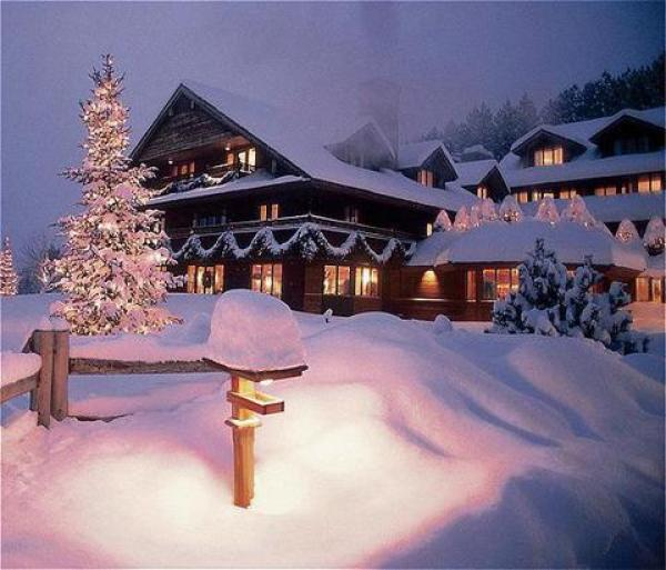 Trapp-Family-Lodge-Vermont, winter honeymoon location