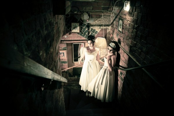 elizabeth malcolm, couture bridal wear, midsummers dream collection, Matt Lowe  - Field Photographic