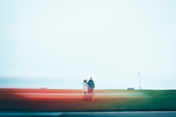 wintery engagement shoot, fairclough photography, Lytham st annes