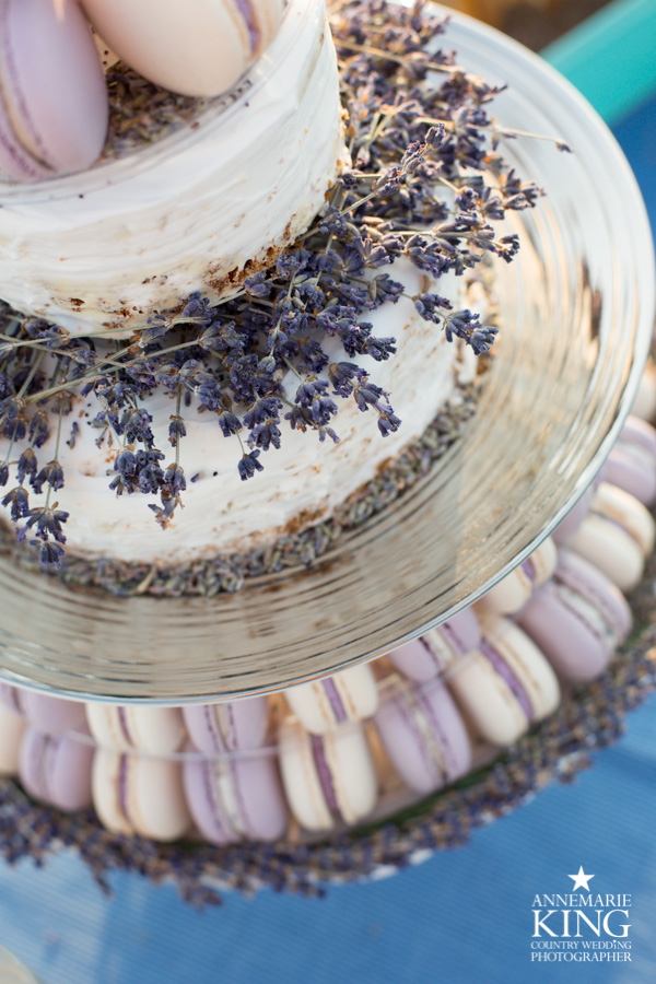 Lavender Tower,  medici macarons, macarons, french macarons, anne marie king country wedding photographer , french macarons
