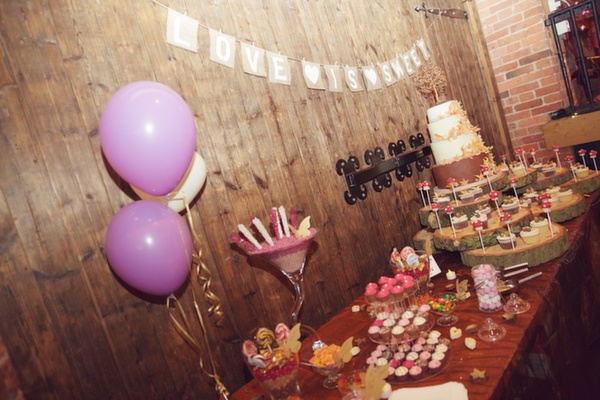 autumnal dessert buffet, cake pops, cupcakes, lucy lou photo