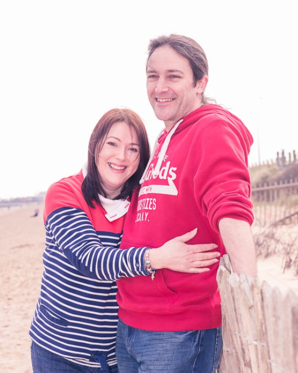 seaside engagement shoot, harvey and harvey photography
