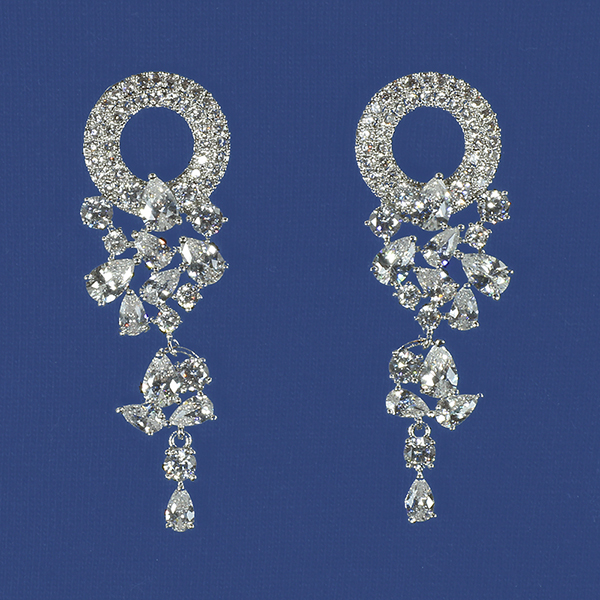 Tatiana Earrings , CIAO bELLA