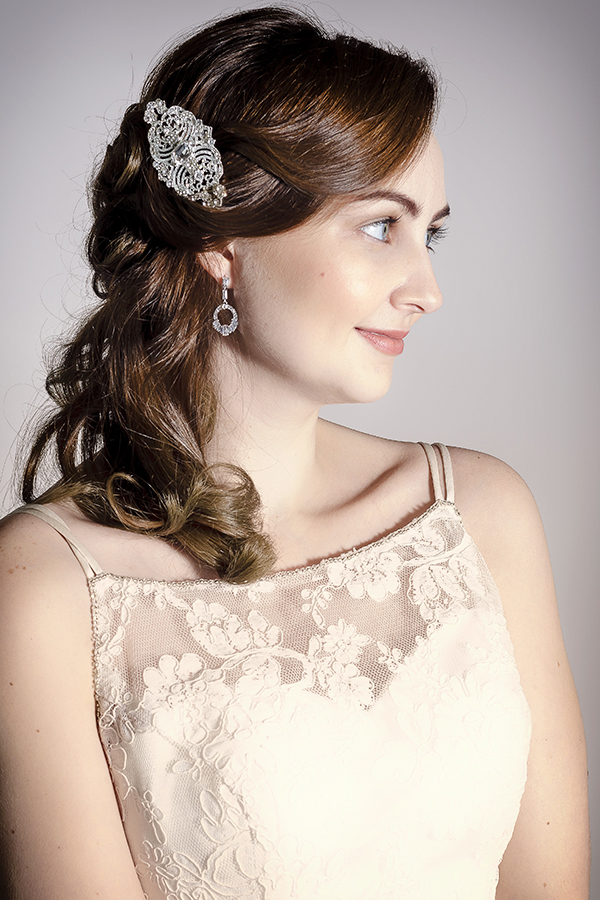 ciao bella, bridal jewellery, vintage pieces