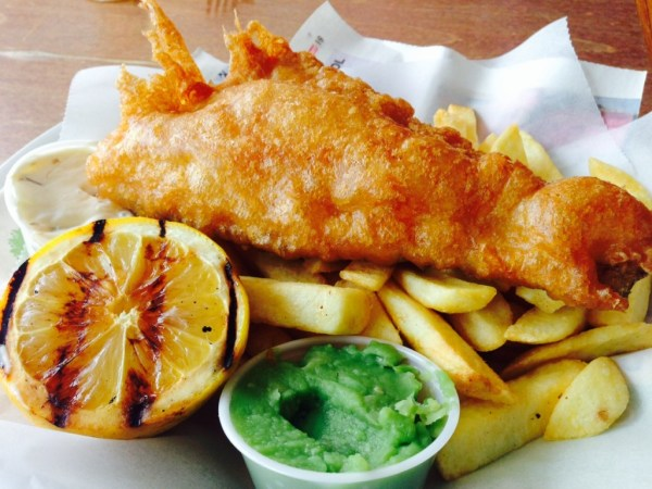 KK Catering, fish and chips, wedding suppliers, giddy kipper, blogging bride