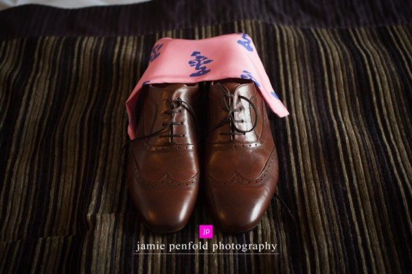 © jamie penfold photography 2015 - www.memoriesandemotions.co.uk, groom shoes, brown shoes