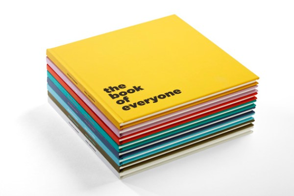 personalised book, the book of everyone,