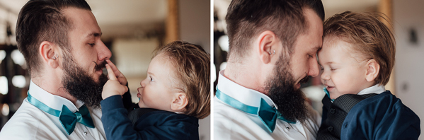 jollyday-photography, polish-wedding, polish-wedding-photographers, groom and baby