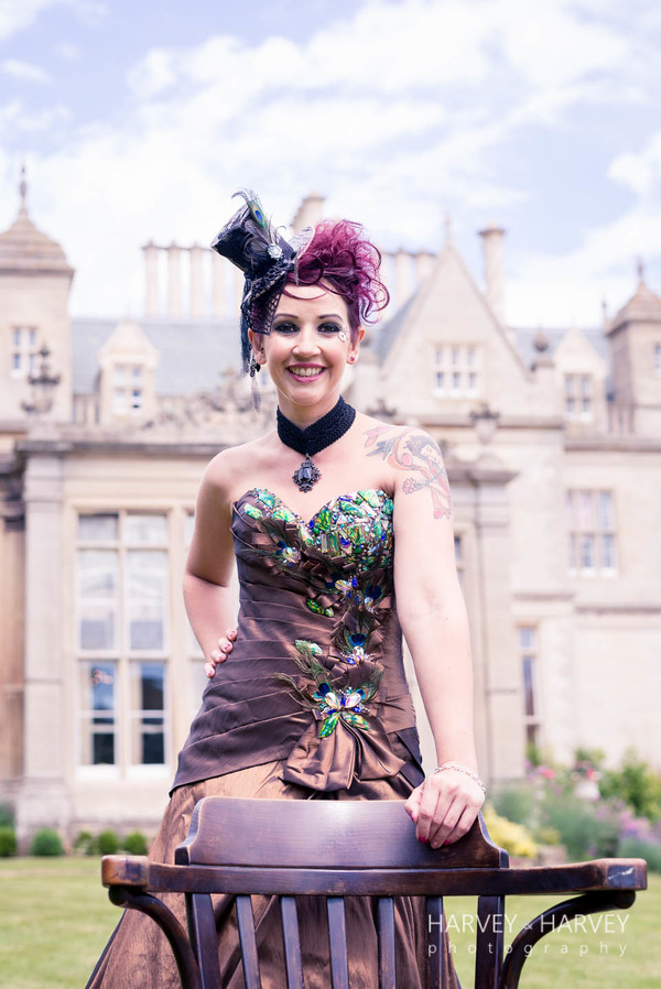 harvey-and-harvey-photography-rock-your-wedding-dress-shoot-stoke-rochford-hall-steampunk-wedding-inspiration-dolls-mad-hattery-charlotte-wesson-hair-paula-tennant-MUA (38)