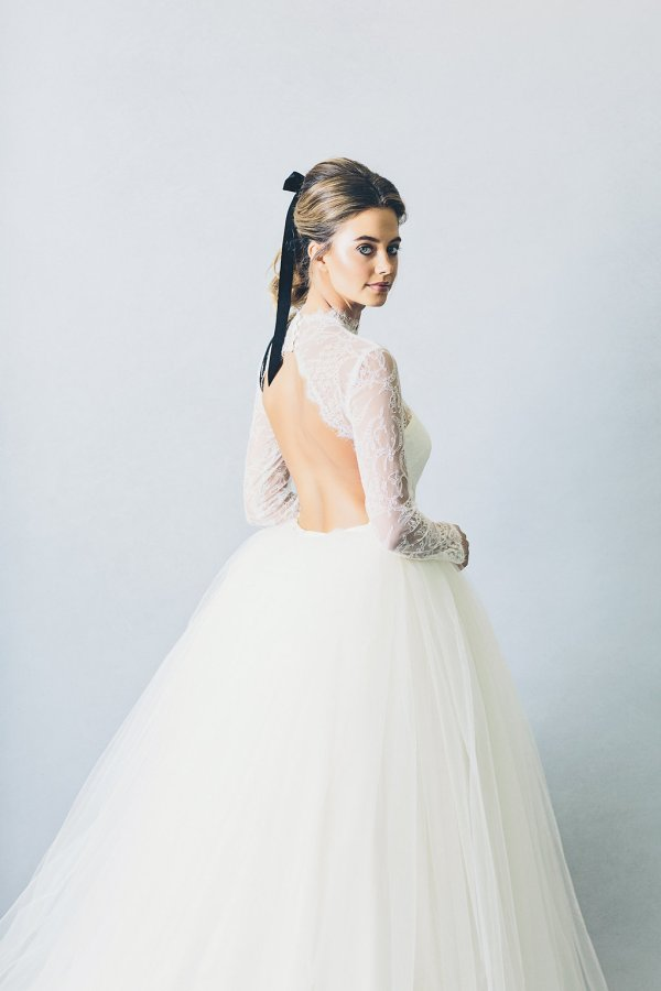 Elizabeth Stuart, 2016 collection, Mary gown, contemporary bridal gowns, jessica withey photography